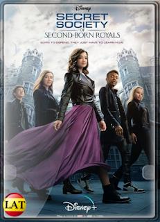 Sociedad Secreta de Hijos Reales (2020) DVDRIP LATINO