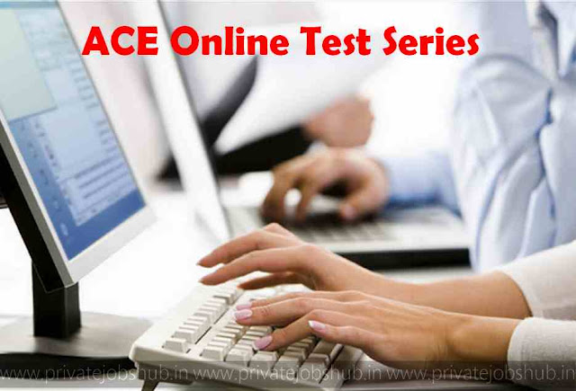 ACE Online Test Series