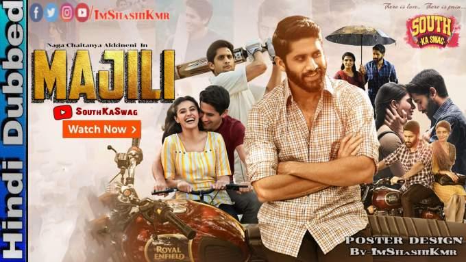 Majili 2020 Hindi Dubbed Full Movie Download | Naga Chaitanya, Samantha Akkineni