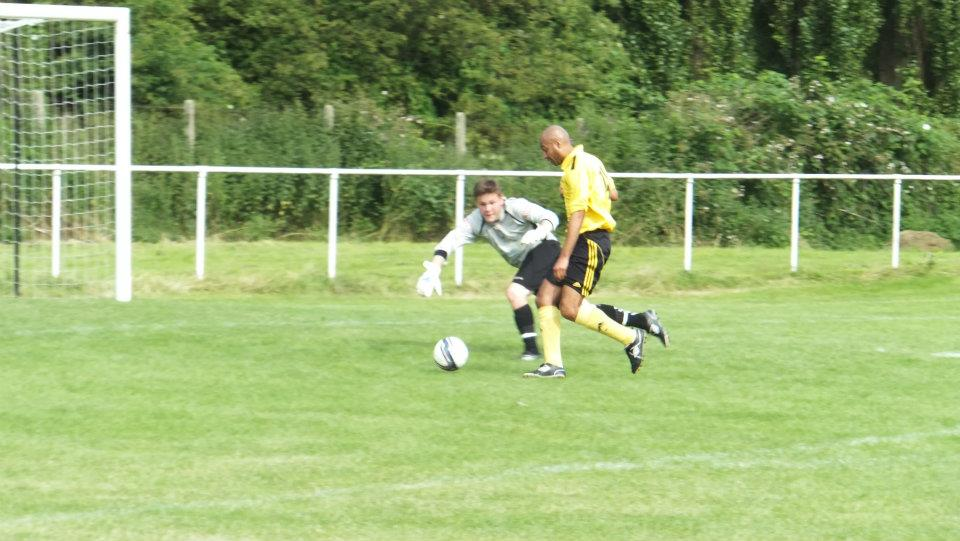 On The Road 2012 2013 Basford Utd 6 2 Shepshed Dynamo