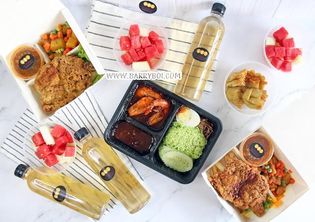 W Kitchen Penang  Delicious Penang Food Blogger Food KOL Influencer www.barryboi.com