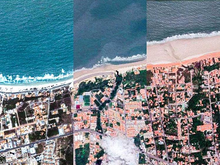 Nova Litorânea: timelapse mostra expansão de avenida em São Luís