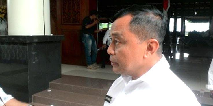Kadisnaker Kabupaten Malang, Yoyok Wardoyo.