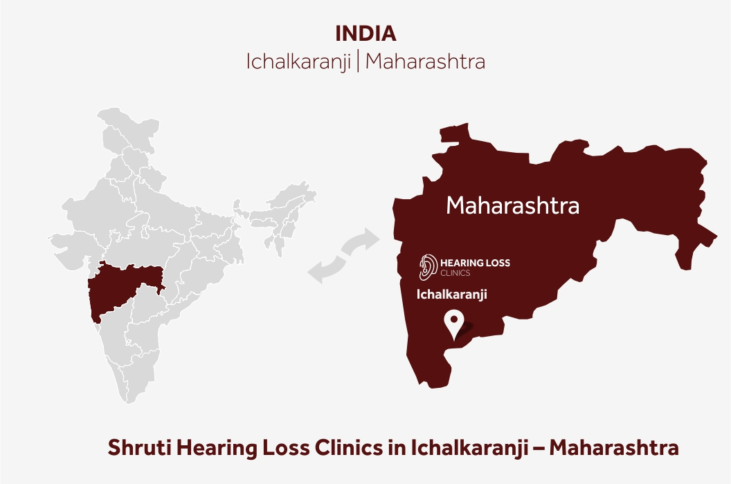 At Shruti Hearing Care Clinic in Ichalkaranji all diagnostic hearing tests are conducted. We specializing in hearing aid dispensing, cochlear implants, audiological diagnostics and speech therapy.