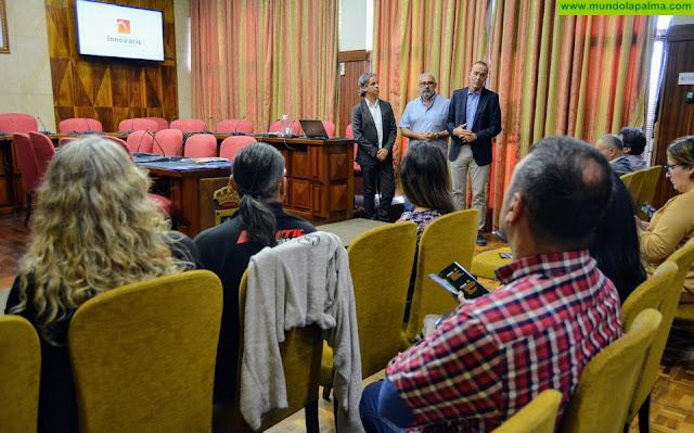 La Reserva de la Biosfera de La Palma profundiza en la relación entre el turismo de cruceros y el ámbito rural de la Isla