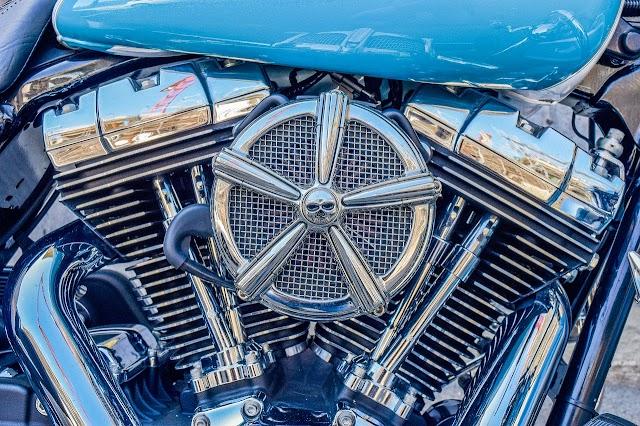 Cara Membersihkan Mesin Motor Secara Mudah dan Murah Meriah
