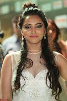 Meghana Gaur in a Deep Neck Sleeveless White Gown at IIFA Utsavam Awards 033.JPG