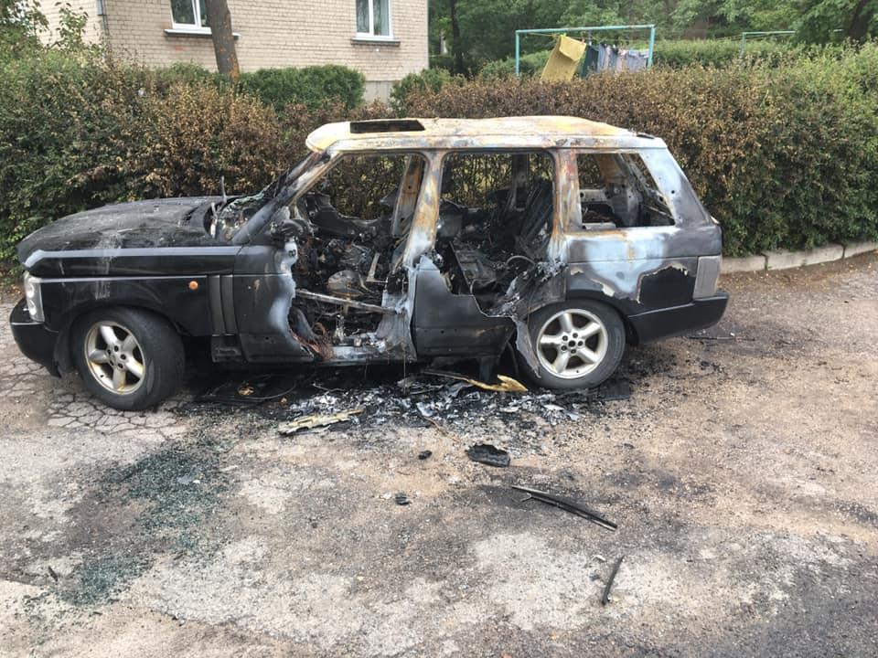 Daugavpilī sadeg auto