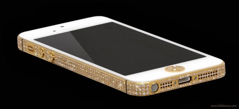 Inilah iPhone 5 Dengan Harga 1 Juta Dollar | Didno76.com