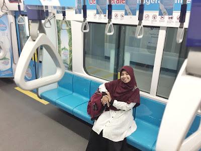 cara hemat keliling stasiun MRT Jakarta