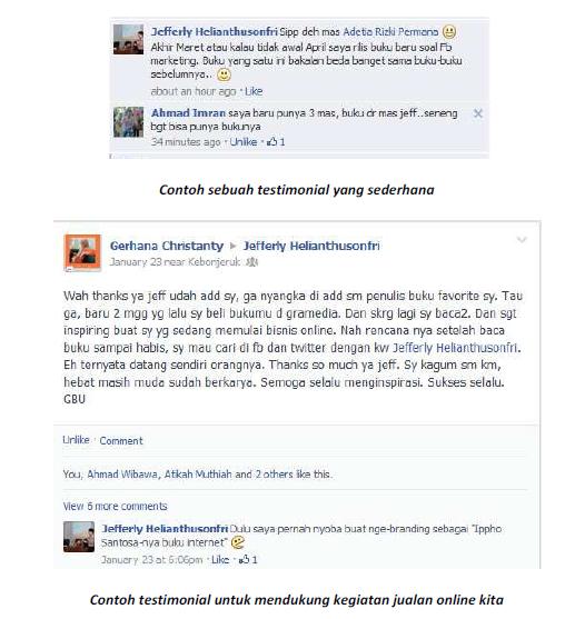 2 Trik Super Mantap Buat Jualan di Facebook