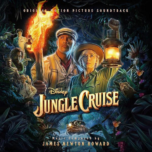 jungle cruise alternate soundtrack cover james newton howard