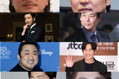 Daftar 8 Aktor Senior Korea Favorit Unik Seru Lucu