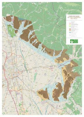 mappa suoli friuli colli orientali