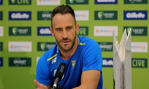 PSL 6, Faf Dupleix in Action in place of Chris Gayle
