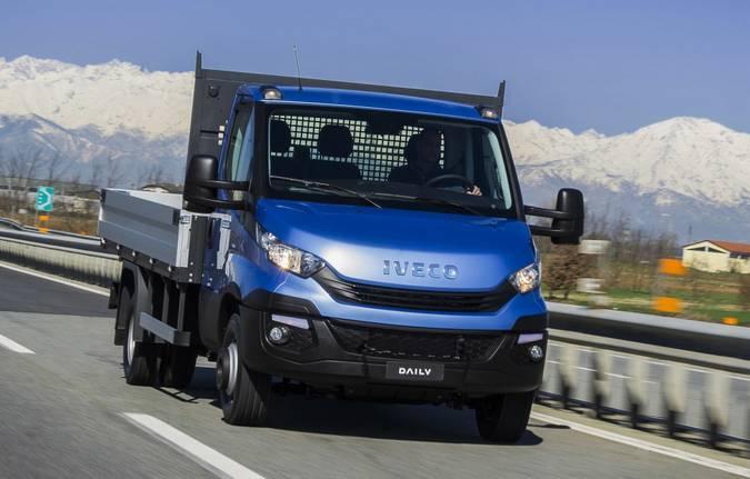 Conectividade e alta tecnologia são os destaques do Novo Iveco Daily Euro 6