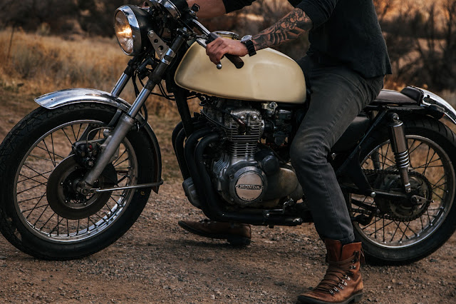Kevlar lined motorcycle cargo pants