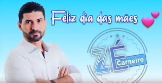 Zé Carneiro envia mensagem de amor e carinho para as mamães de Sapé