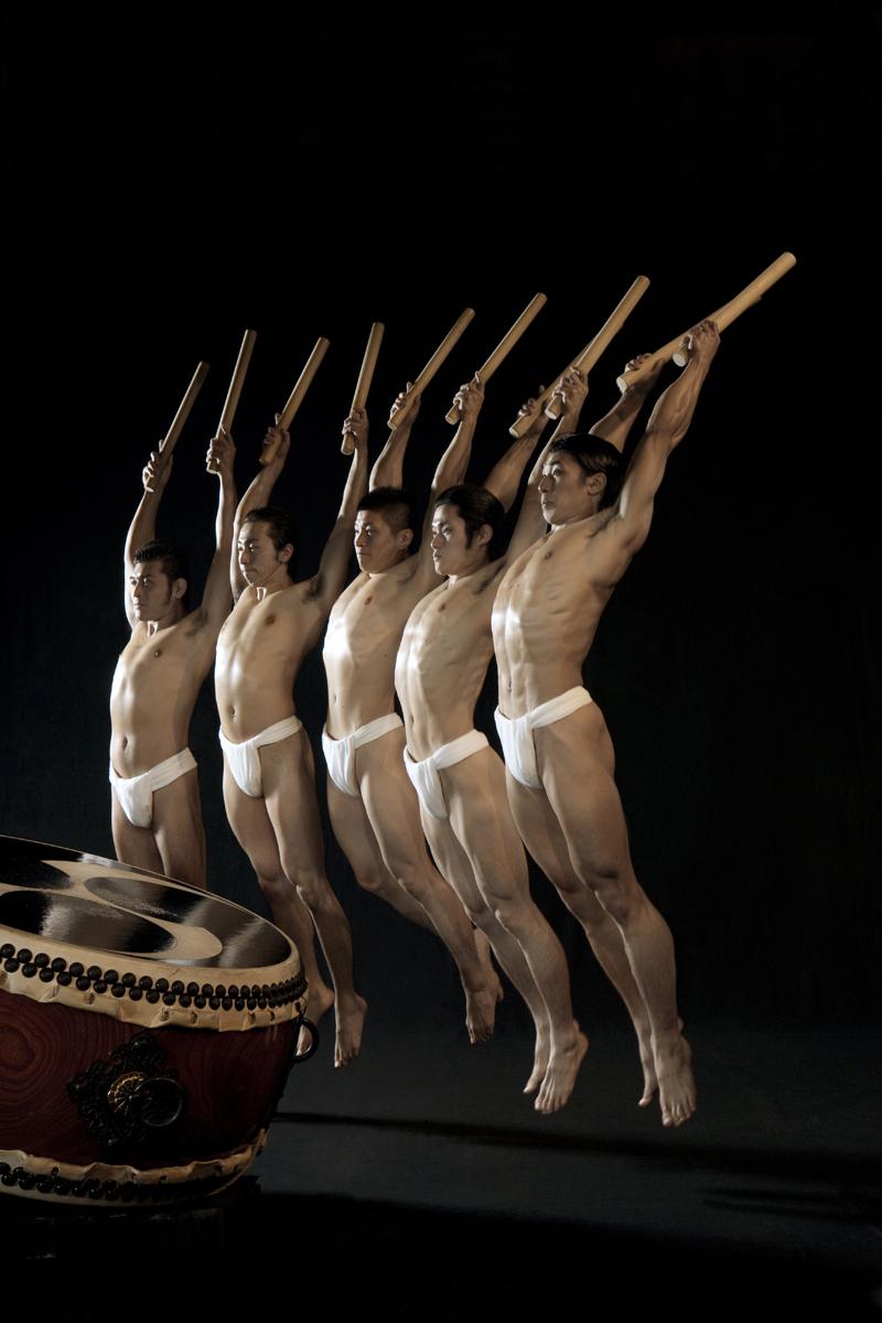 Joining the noboribetsu onsen naked man festival