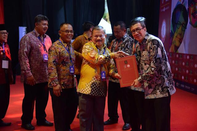 Padangpariaman Raih Kabupaten Peduli HAM 2018
