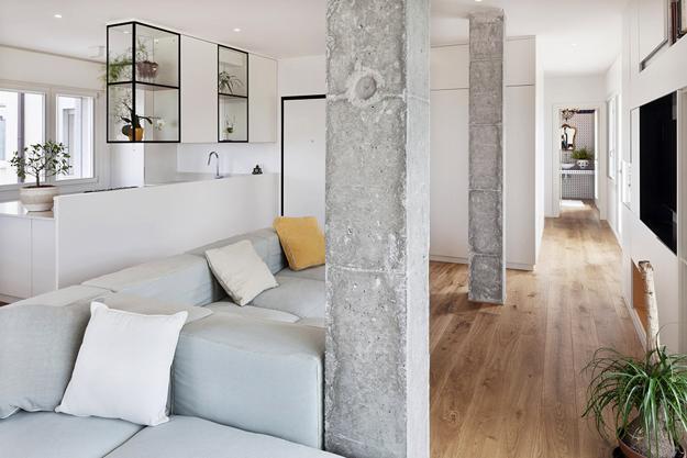 Model Tiang Rumah Indoor