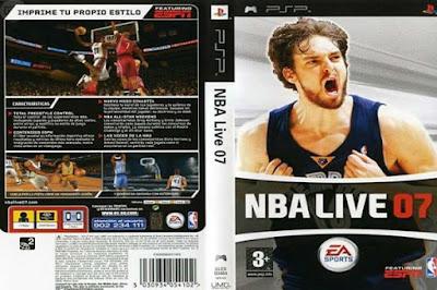 Descargar NBA Live 07 para PlayStation 2 en formato ISO región NTSC y PAL en Español Multilenguaje Enlace directo sin torrent. NBA Live 07 (también conocida como NBA Live 2007 o Live 07) es la decimotercera entrega en el NBA Live series y la segunda versión para la consola Xbox 360. El PC y Playstation 2 versiones fueron puestos en libertad en América del Norte el 26 de septiembre 2006, mientras que la versión de Xbox 360 fue lanzado el 25 de septiembre.