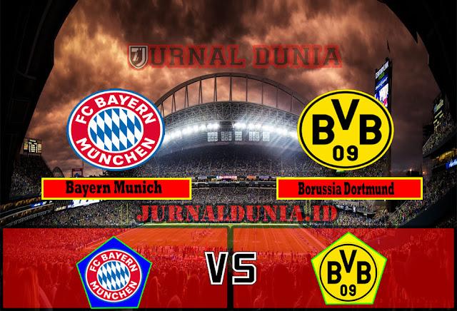 Prediksi Bayern Munchen Vs Borussia Dortmund