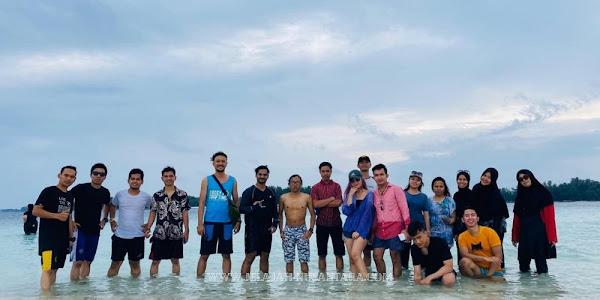 jelajah wisata open trip dan private trip pulau harapan