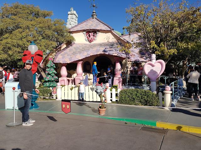 Disneyland kokemuksia Anaheim