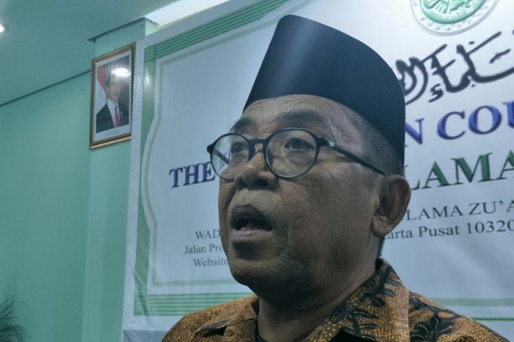 Hasil Survei Kinerja Ma'ruf Amin Rendah, Jubir Wapres: Ya Biasa Aja Lah, Namanya Juga Ban Serep