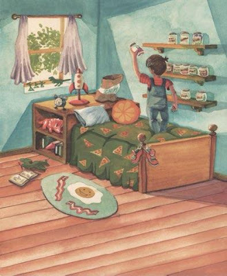 It Smells Like Tuesday by Amy Provinzono-Thomas