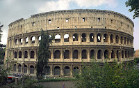 Fachada Norte del Coliseo