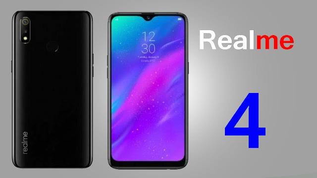 Realme 4 full specification and launch date