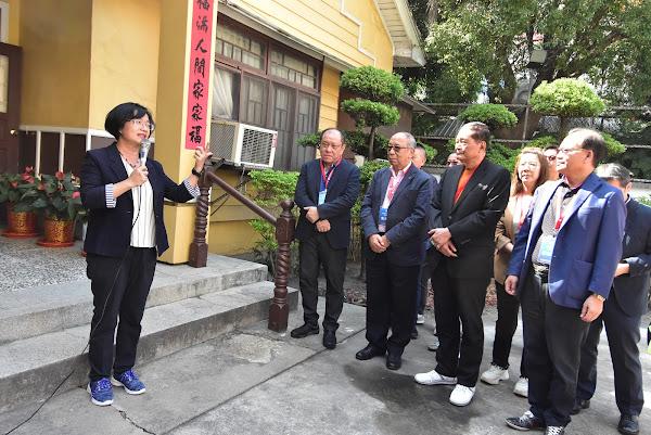 台灣國際郵輪協會到彰化踩線 王惠美:彰化很有料