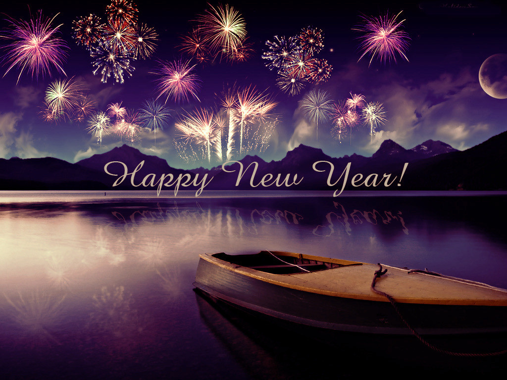 Happy new year 2018 wallpapers - Beautiful wallpapers collection 2018