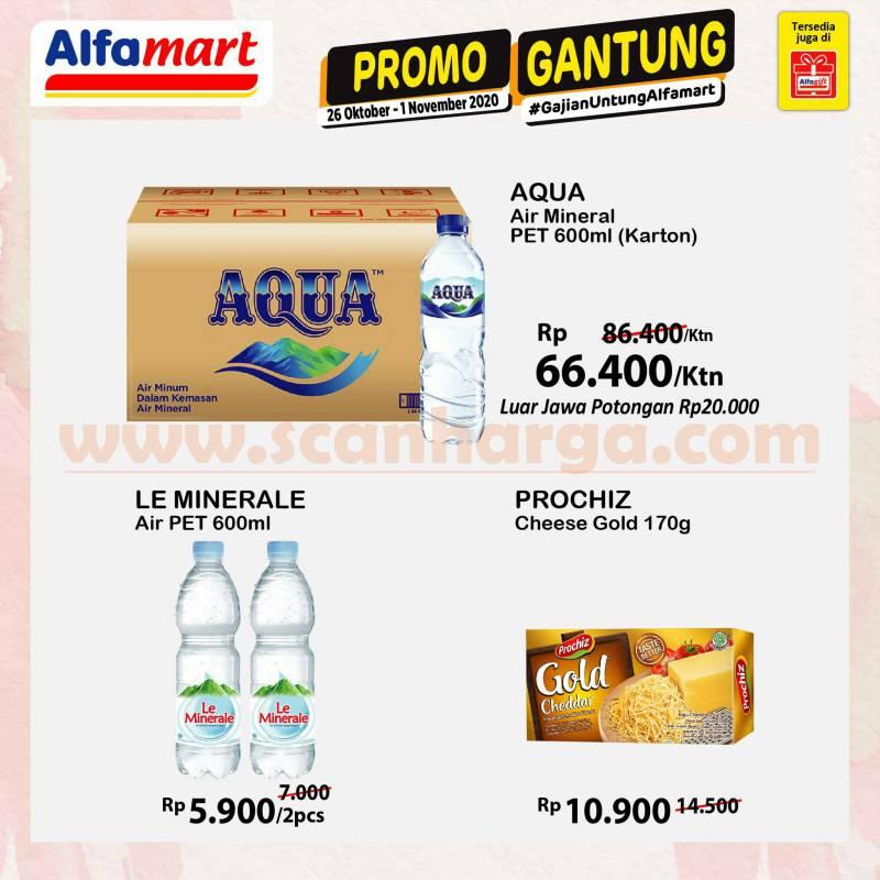 Alfamart GANTUNG Promo Gajian Untung 26 Oktober - 1 November 2020 8
