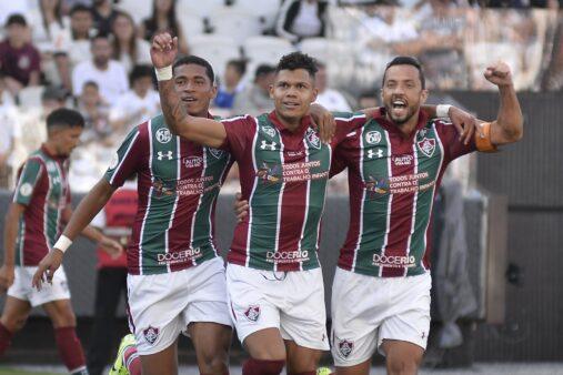 Equipe do Fluminense em 2020