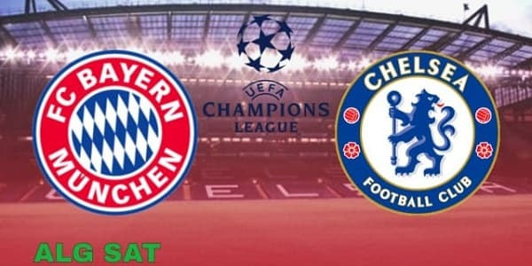 دوري أبطال أوروبا - تشيلسي ضد  بايرن ميونيخ  - تشيلسي - بايرن ميونيخ