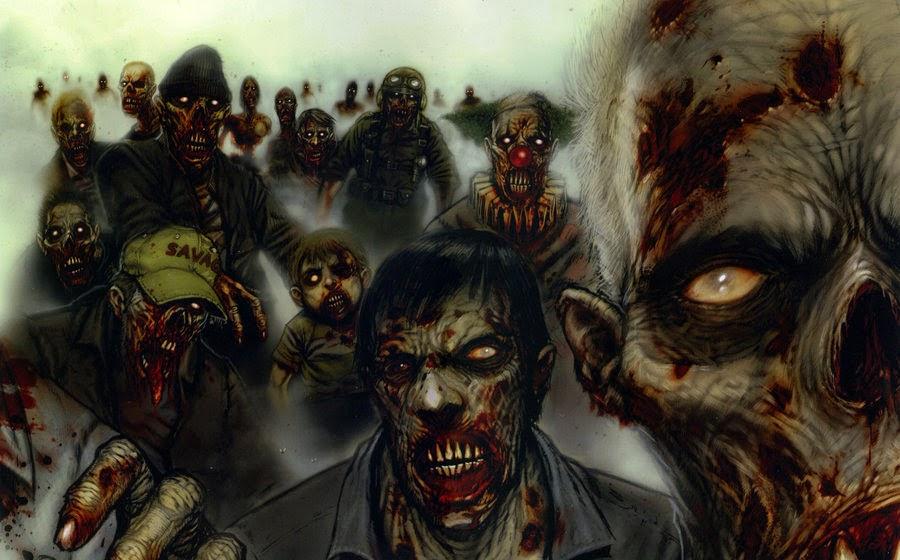 Membuat Zombie