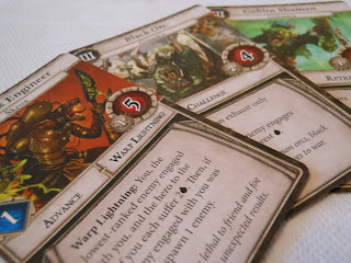 Warhammer Quest: The Adventure Card Game enemies