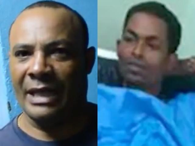Video: Hieren presunto delincuente en San Francisco de Macorís