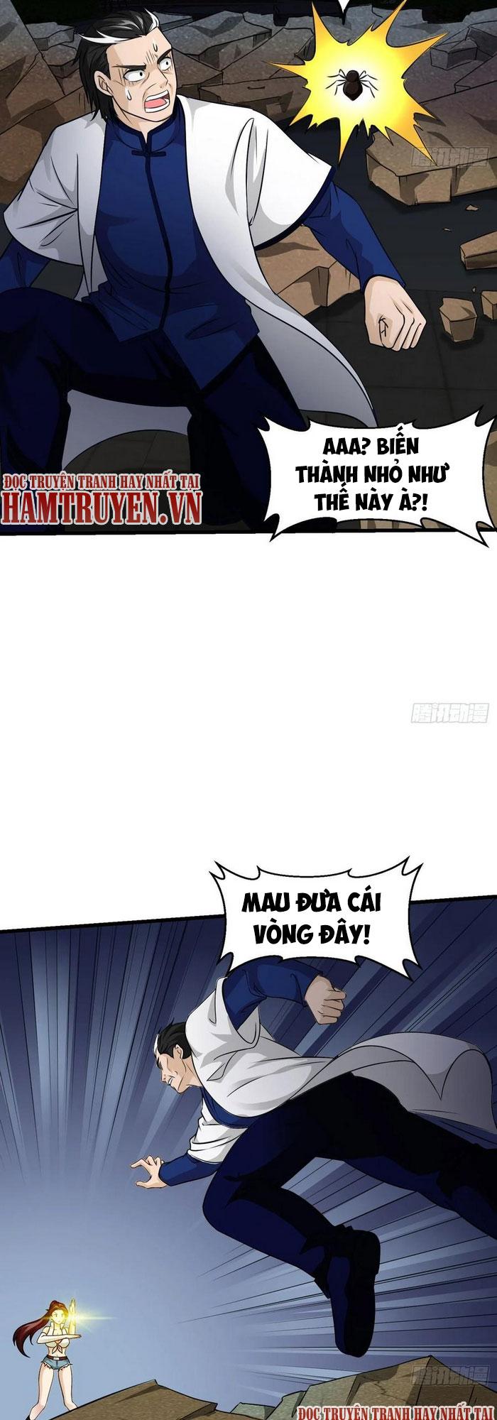 Ta Chẳng Qua Là Một Đại La Kim Tiên chap 65 - Trang 4