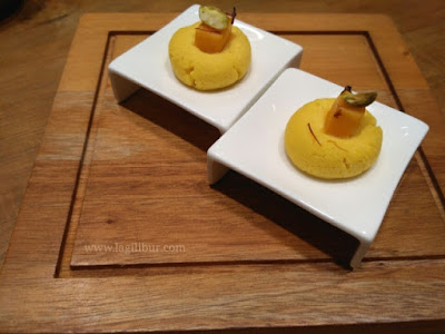Mango Sandesh Epice Restaurant