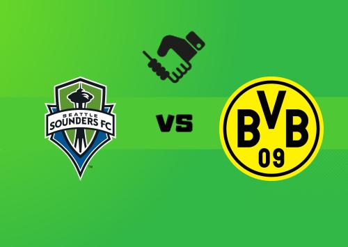 Seattle Sounders vs Borussia Dortmund  Resumen & Partido Completo