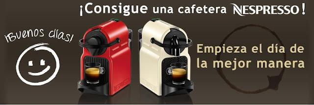muestrasgratuitasyregalos sorteo cafetera nespresso
