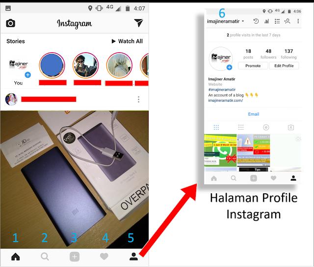 Seiring semakin beragamnya tujuan bersosial media Cara memakai 2 Akun Instagram dalam 1 Smartphone Android