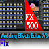 EDIUS 500+200 FX NEW DATA 2020 INDIAN EFFECTS