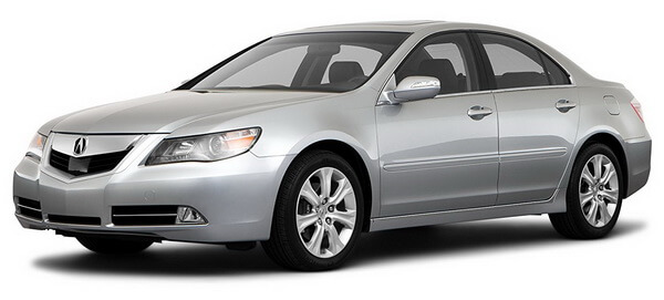2010 Acura RL  Prices, Reviews and Pictures