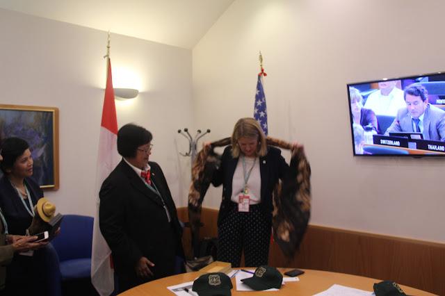 Indonesia Tingkatkan Kerjasama Pengelolaan Hutan dengan Amerika Serikat