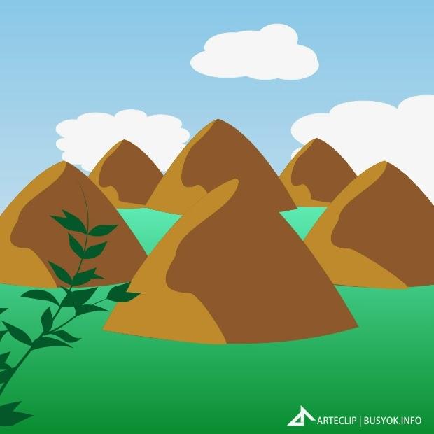 chocolate hills fr...